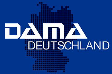 DAMA Deutschland Logo